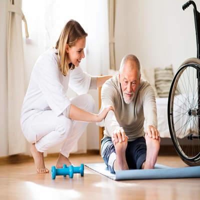 Fisioterapia Para Idosos em SP