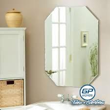 Projeto e Instalação de Espelhos - Espelho para Banheiro