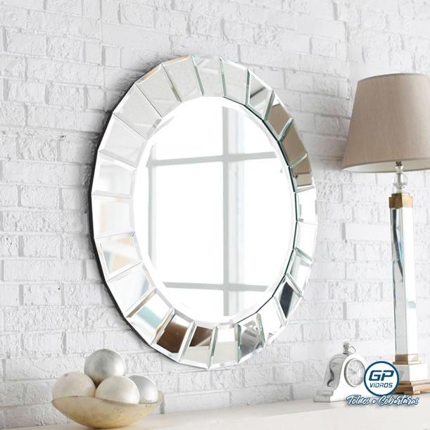 Projeto e Instalação de Espelhos - Espelho área social